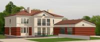 Более 30 проектов частных домов