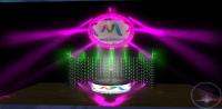 Проект светового оформления сцены в МореМолле