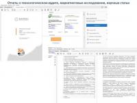 Разработка профессиональных отчетов