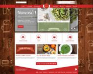 Сайт кейтеринговой компании MeatFood