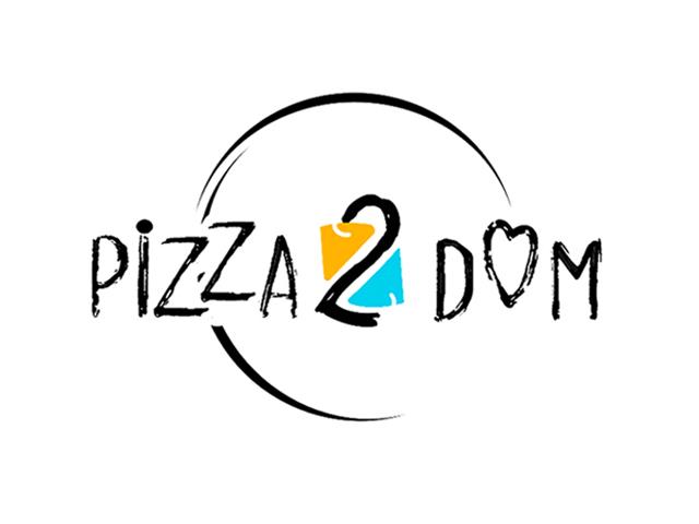 Логотип для кафе-доставки пиццы