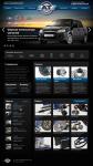Дизайн сайта авто