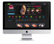 Интернет-магазин суши, пиццы и вокков ФишРолл