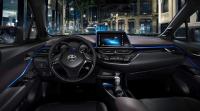 Кроссовер Toyota CH-R
