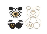 Медовые мишки - айдентика