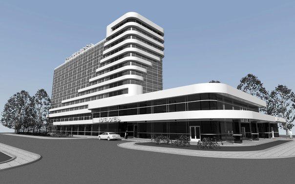 Бизнес-план гостиницы уровня 4 звезды (международная франшиза)