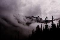 Мглистые горы (Ергаки, Западный Саян)