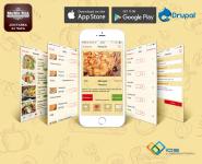 Заказ еды (iPhone)