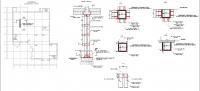 Конструктивные решения по усилению ж/б колонн здания