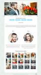 Свадебный сайт молодоженов