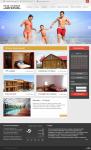 Сайт базы отдыха на озере Алаколь