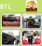 Prazecka - BTL акции