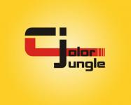 Логотип компании Color Jungle