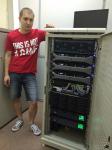 Модернизация IT оборудования в офисе с 800 сотрудников