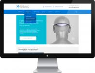 Дизайн корпоративного сайта Нейронет