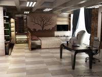 3D визуализация мебельного салона