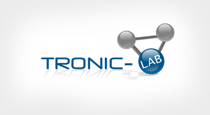 Лого Tronic-lab