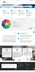 Разработка сайта - визитки на joomla