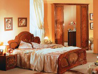 Модельный ряд спальных гарнитуров