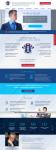 """Дизайн сайта """"Ассоциация юристов России"""" Московского региона"""