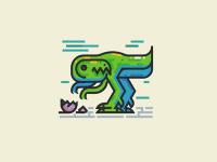 T. Tiranosaurus