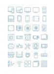Иконки навигации для Hardware-club.ru.