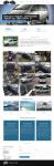 Сайт компании по пассажирским перевозкам