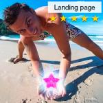 Мой путь – landing page с WOW эффектом