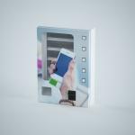 Визуализация и Дизайн Вендинг-Аппарата