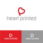 "Знак компании ""Heart Printed"""