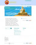 Сайт проекта «Золотой Будда»