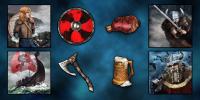 Иконки Викинги