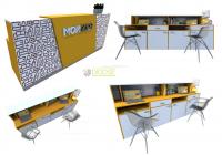 Дизайн проект ресепшен для Moиsafe