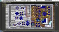 Визуализация и моделирование интерьера в 3D - Планировка 2