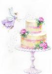 фея и тортик