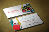 Визитная карточка «Фотограф»