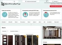 Редактирование темы сайта http://www.dveriulyanovskie.ru/