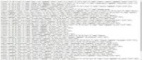 RESTfull API