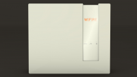 Моделирование и визуализация wi-fi для компнии QTECH