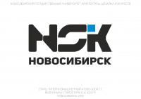Логотип Новосибирска