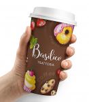Логотип, фирменный стиль, иллюстрации для кафе
