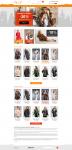 Предварительный макет интернет-магазина одежды