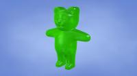 Желейный мишка