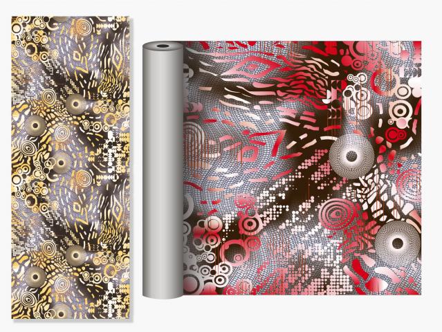 Отрисовка текстуры ткани