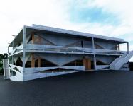 3D визуализации экстерьера