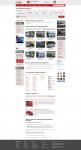 Дизайн-концепция портал по продаже автомобилей