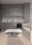 Визуализация кухни/гостиной