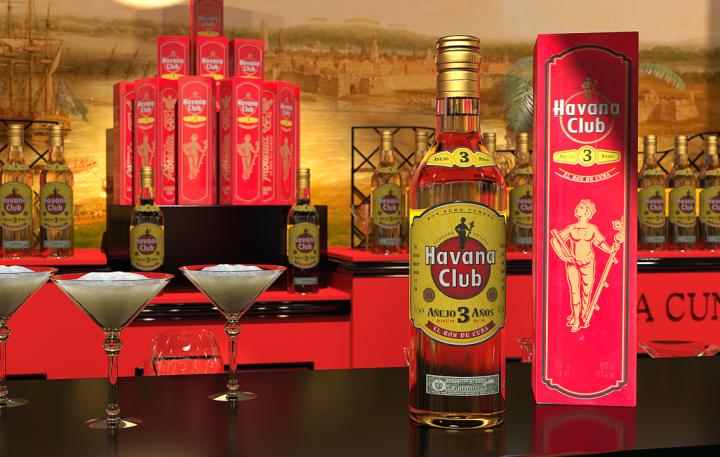 Ролик Havana Club