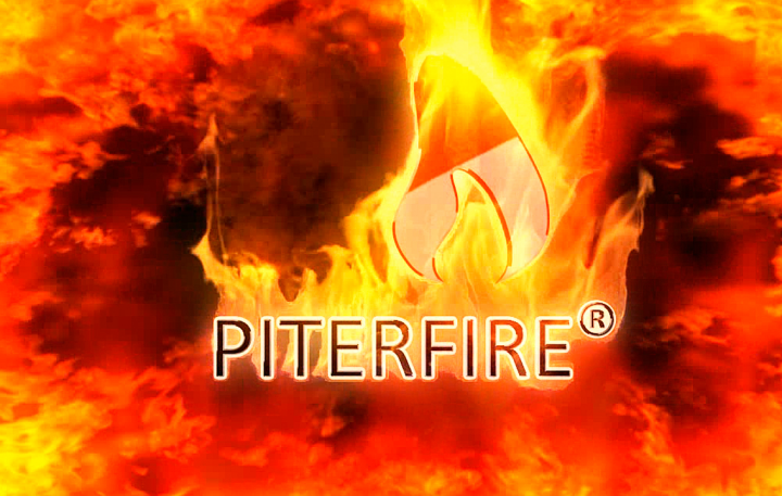 Заставка Piterfire