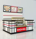 Торговая точка по продаже роллов и суши на вынос